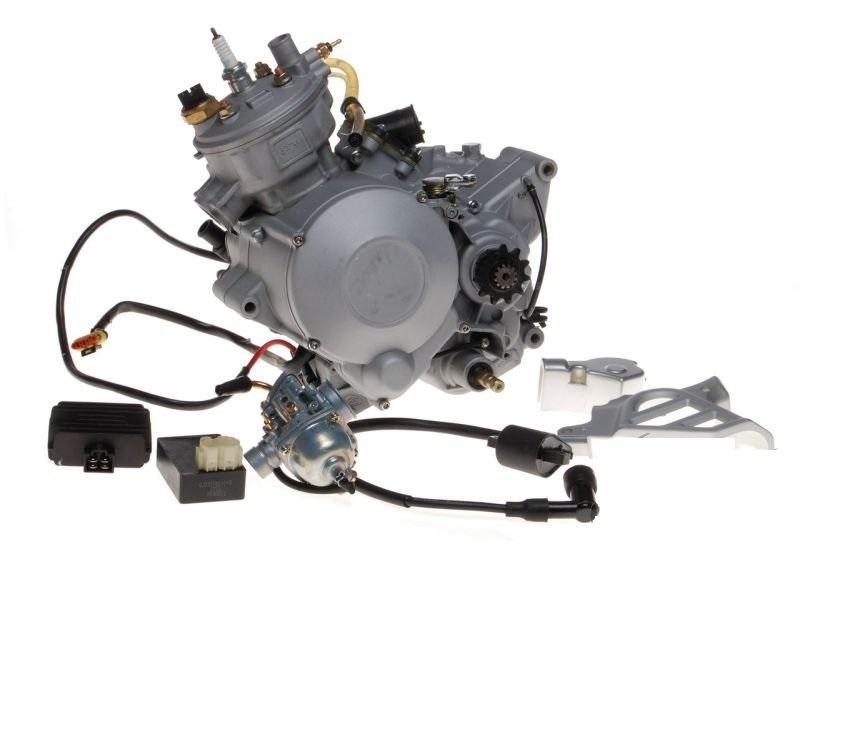 Komplett motor