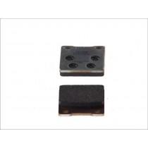 Fékbetét Készlet Front 52 7x53 1x9 7mm