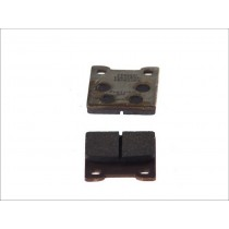 Fékbetét Készlet Rear 52 7x56 4x8 6mm