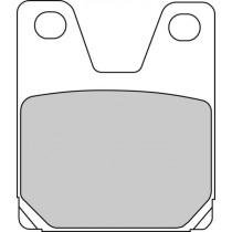 Fékbetét Készlet Rear 51 9x59 8x8 6mm YAMAHA YZF YZF-R1 750/1000 1998-