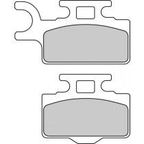 Fékbetét Készlet Front  67 7x36 5x7 5mm KAWASAKI KX 65 2000-