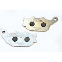 Fékbetét Készlet Rear argento-AG 86 1x40 2x8 9mm