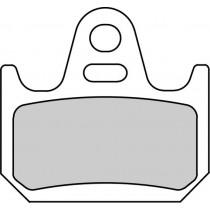 Fékbetét Készlet Rear 48 1x44 6x7 1mm