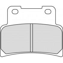 Fékbetét Készlet Front 68 6x55 5x9 2mm APRILIA RS 125 2006-