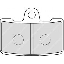 Fékbetét Készlet Front 61 6x46 6x7 4mm
