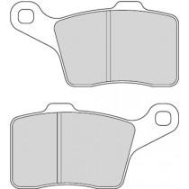 Fékbetét Készlet Front  86 2x43 5x10mm