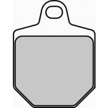 Fékbetét Készlet Front 34 9x45 9x7 7mm